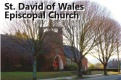 ST. David Of Wales logo